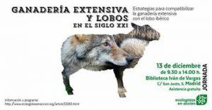 Jornada Ganadería extensiva y lobos en el siglo XXI