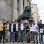 En el Congreso, las Autonomías y los Ayuntamientos EQUO contra la tauromaquia