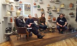 Paula Jarque, coordinadora red equo animales presentado manifestación lobo vivo